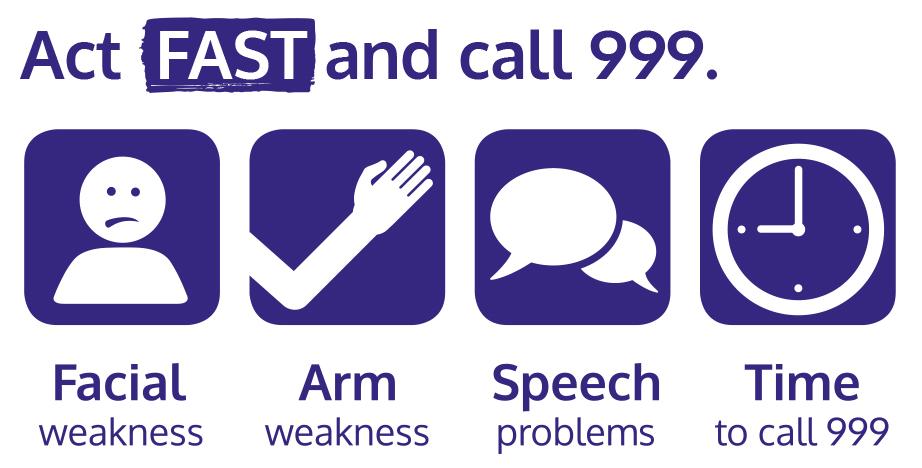stroke bels palsy